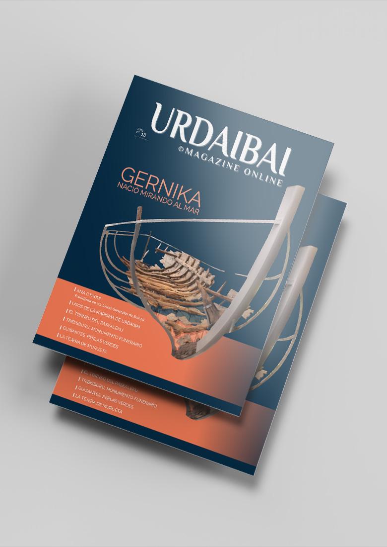 Urdaibai Magazine, revista de Nueva Europa
