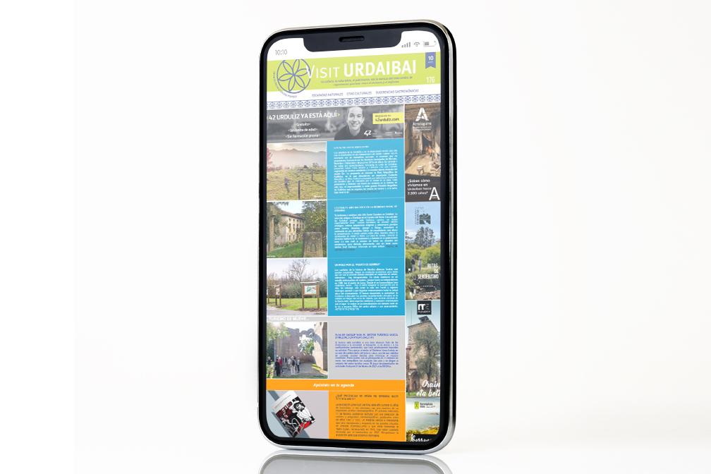 Revista digital visit urdaibai bai nuevaeuropa